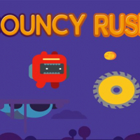 Bouncy Rush Game Online