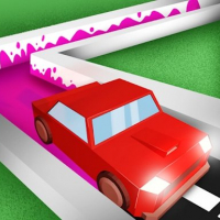 Car Driving Paint 3D Online