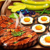 Cooking Platter: New Free Cooking Games Online