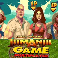 Jumanji board Game  Online
