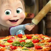 Masha Pizza Maker - Pizzeria