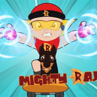 Mighty Raju Adventure 3D Online
