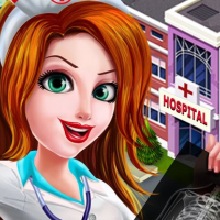 Nurse Girl Dress Up Hospital