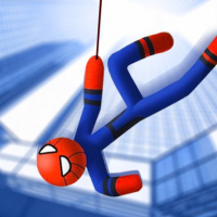 Stickman Swing Rope hero Online