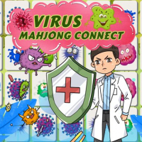Virus Mahjong Connection