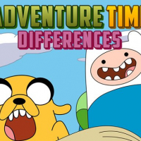 Adventure Time Differences