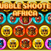 Bubble Shooter Africa Online