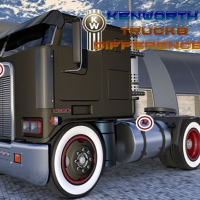 Kenworth Trucks Differences