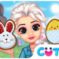Princess Happy Easter Online