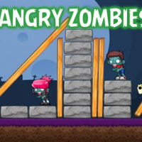 Stupid Zombies Game : Skull Shoot Game Online